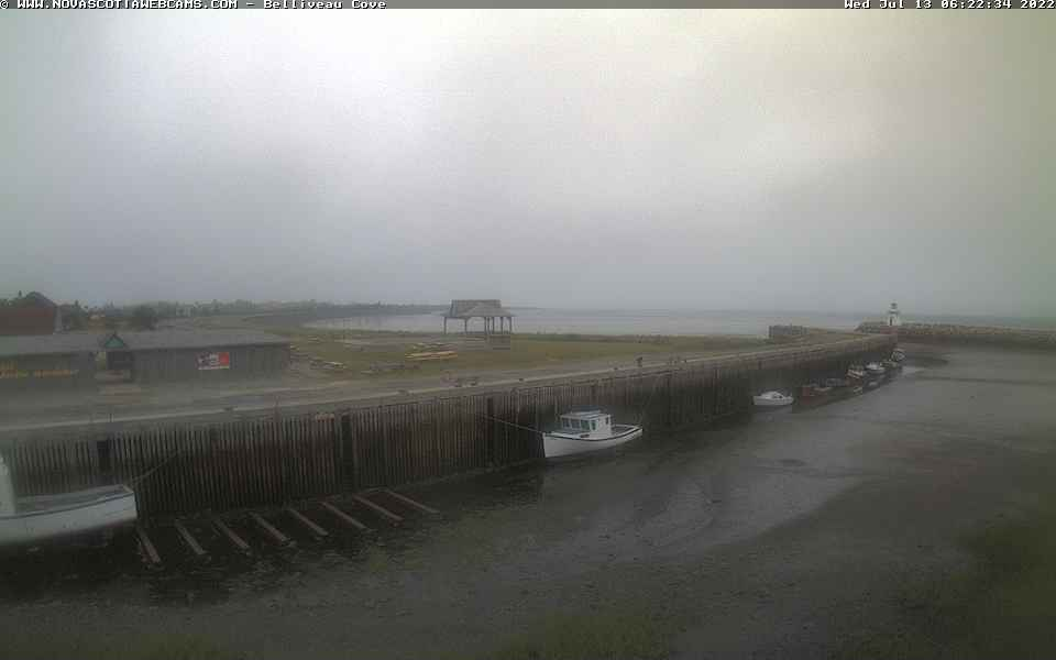 Belliveau Cove Webcam