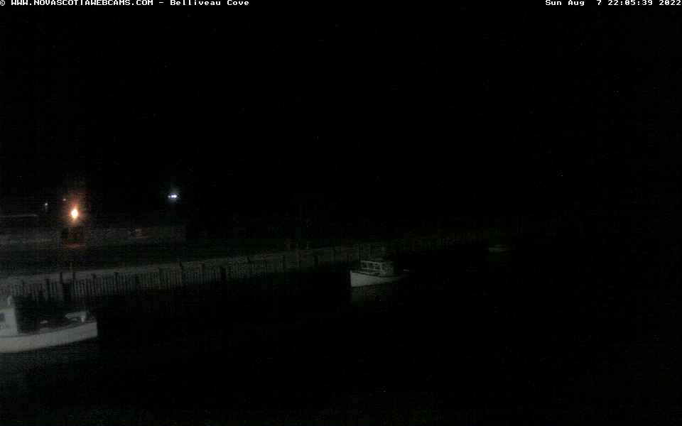 Webcam, L'Anse des Belliveau