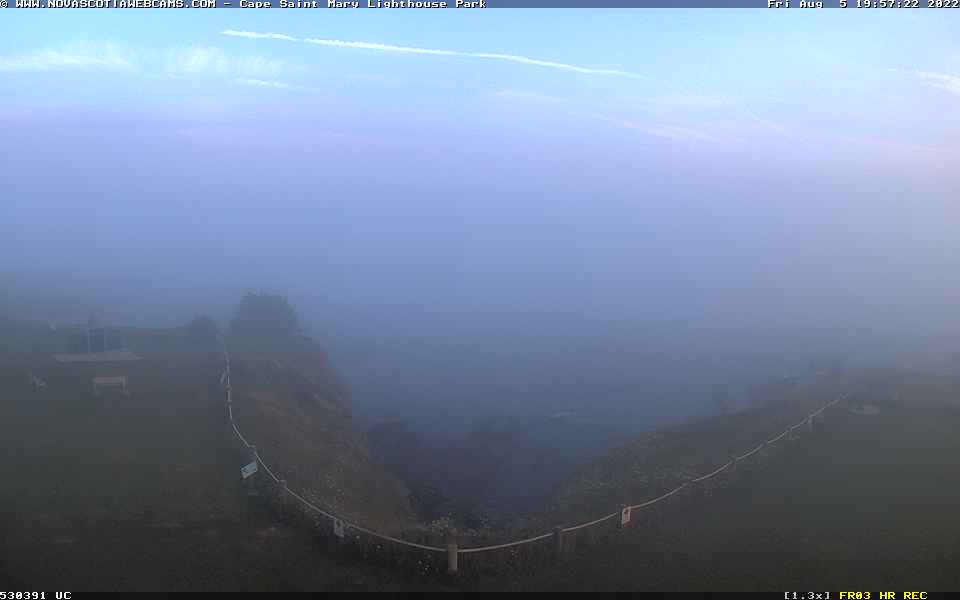 Cap Sainte-Marie Webcam