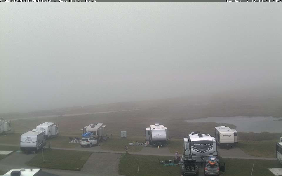 Mavillette Beach Webcam